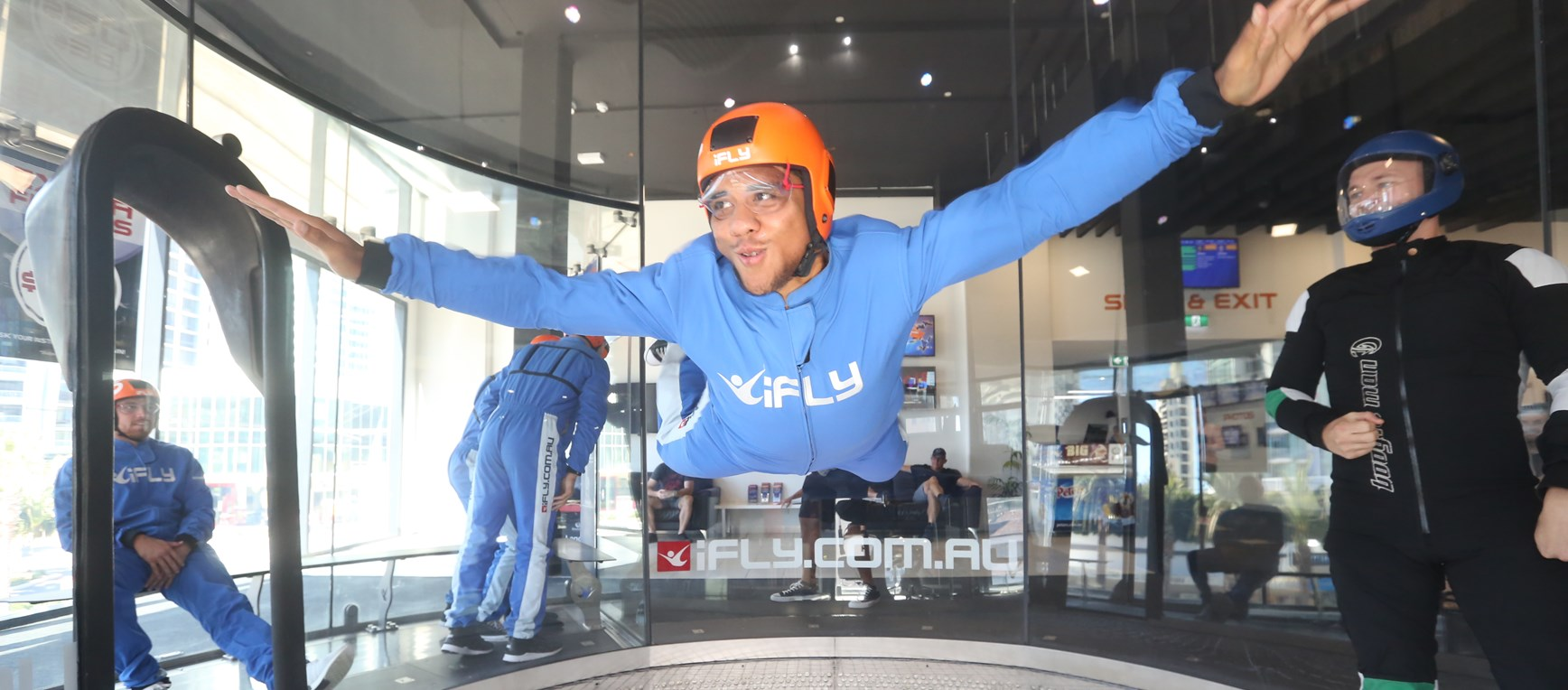 GALLERY: iFLY Gold Coast