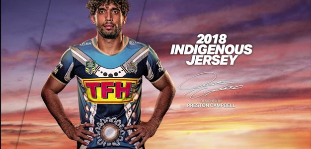 2018 Indigenous Jersey Revealed
