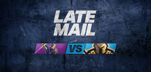 LATE MAIL: Storm v Titans