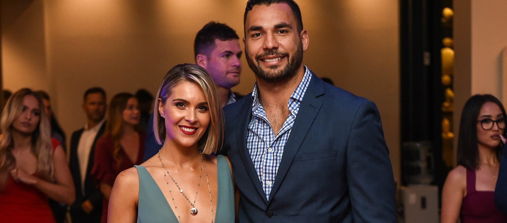 GALLERY: Titans Awards Night Red Carpet