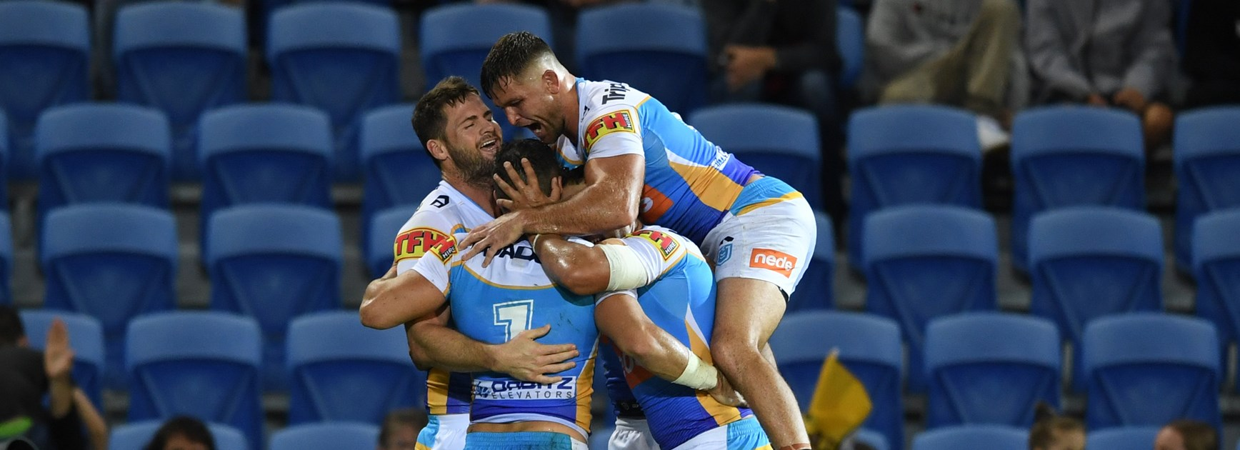 Titans Look The Goods In Tight Win Over Panthers
