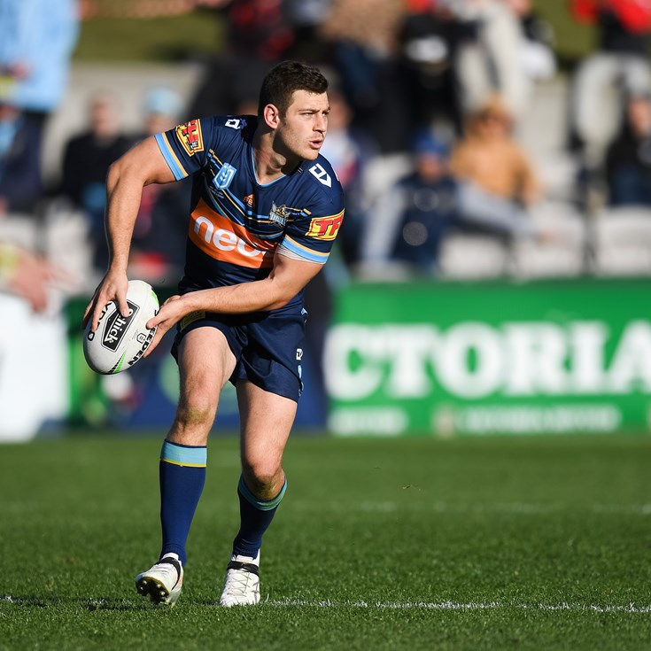Jacks well aware of how Storm will return serve
