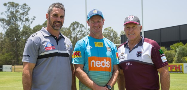 Burleigh Bears, Tweed Seagulls Renew Affiliation With Gold Coast Titans