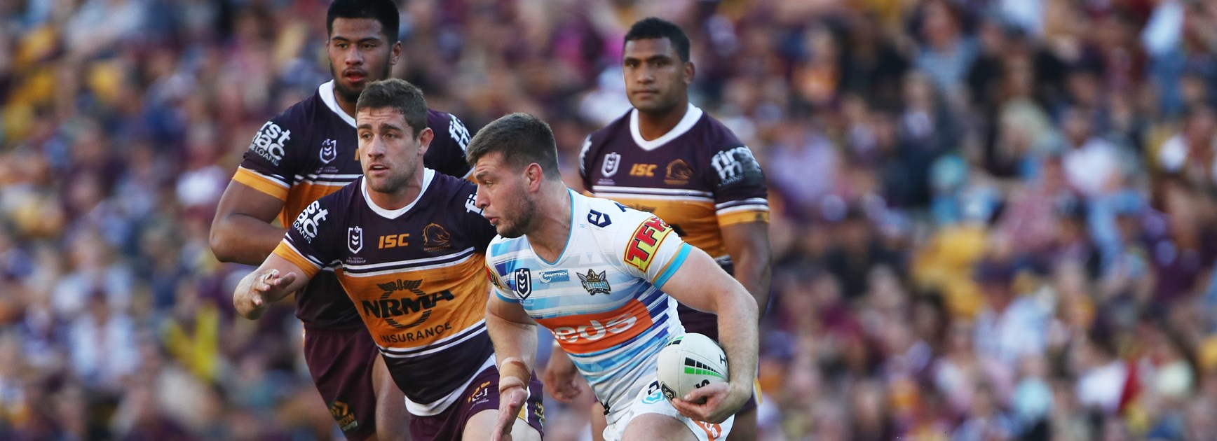 Tough Titans Tackle their Way to Terrific Win Over Broncos