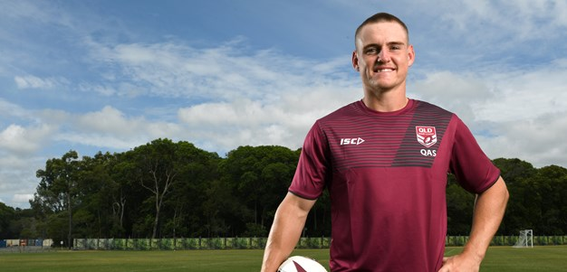 Brimson called into QLD Origin camp