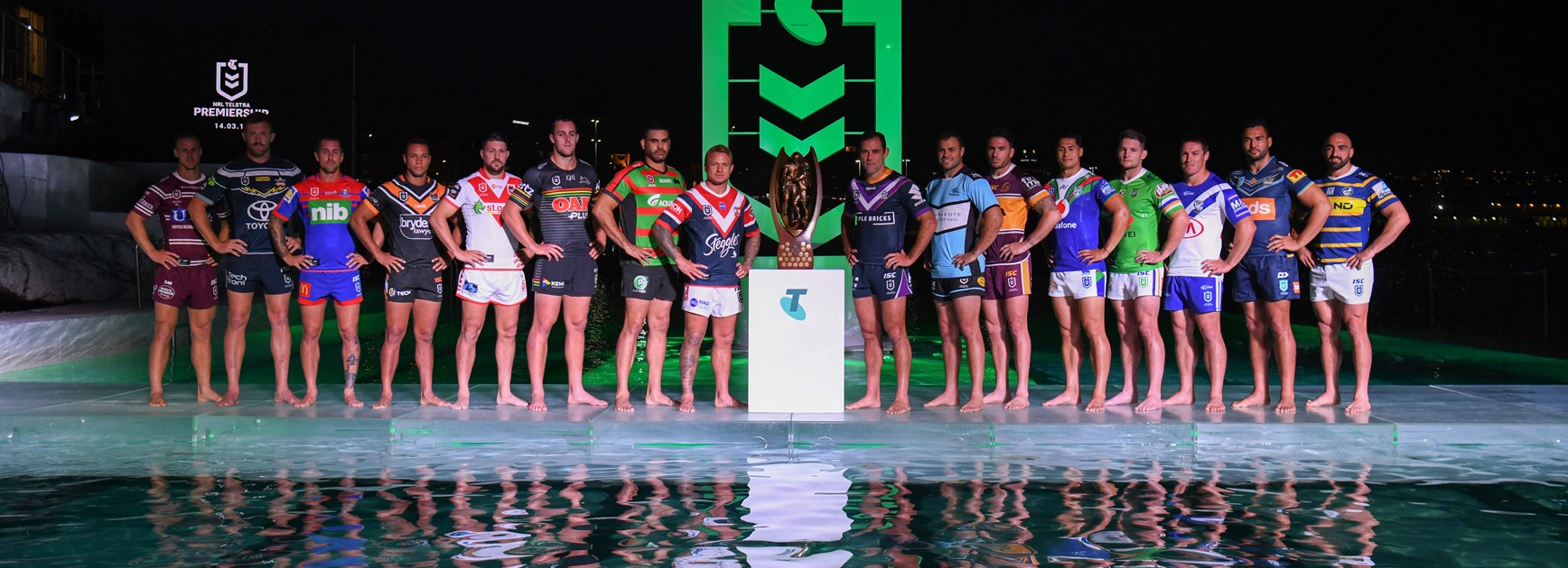 NRL Telstra Premiership 2019 Season Launched