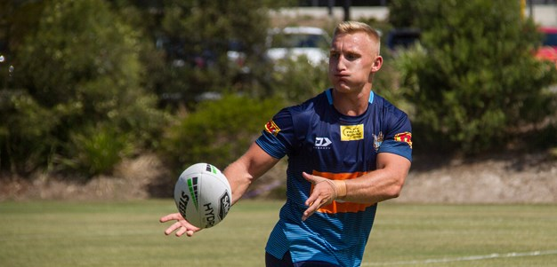 Host of Titans Named in QLD Emerging Squads