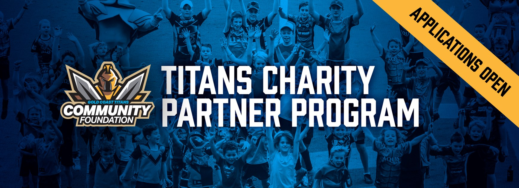 2020 Titans Charity Partner Program