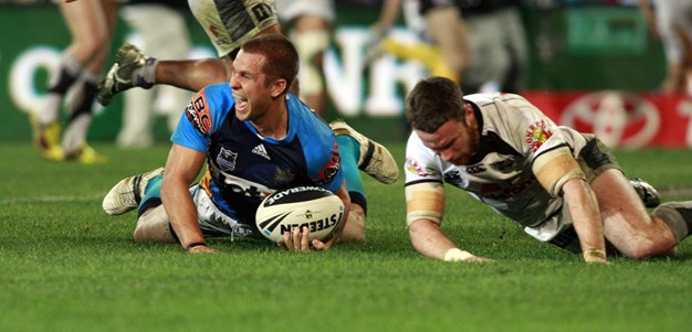 2010 - QF - Titans vs Warriors