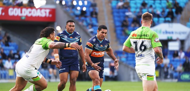 Gutsy Titans Outclassed by Raiders
