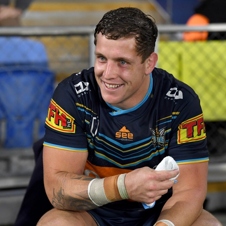 Listen: Jarrod Wallace discusses the new isolation rules for NRL players