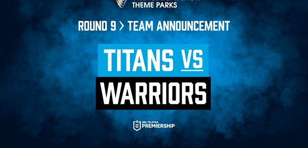 More New Faces for Titans Against the Warriors