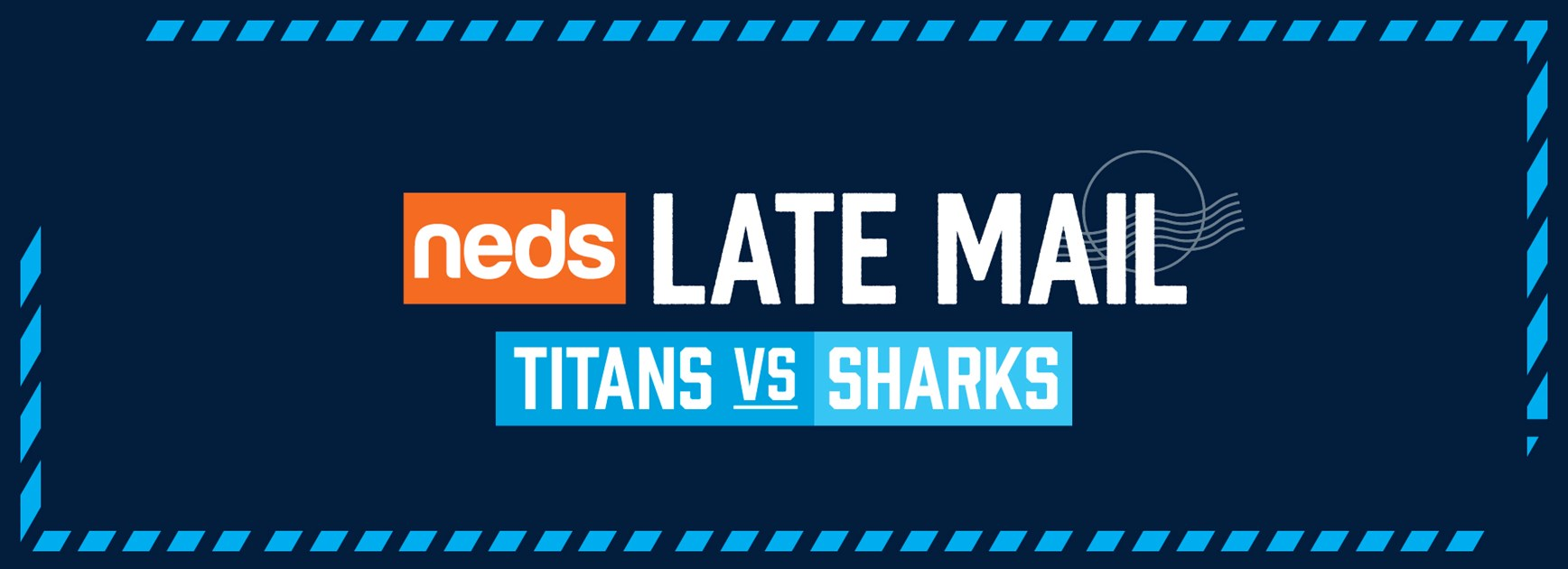LATE MAIL: Titans Round 8 To Take  On Sharks at Cbus Super Stadium