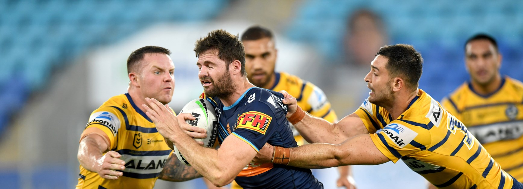 Titans Do Themselves No Favours As Ruthless Eels Storm Home