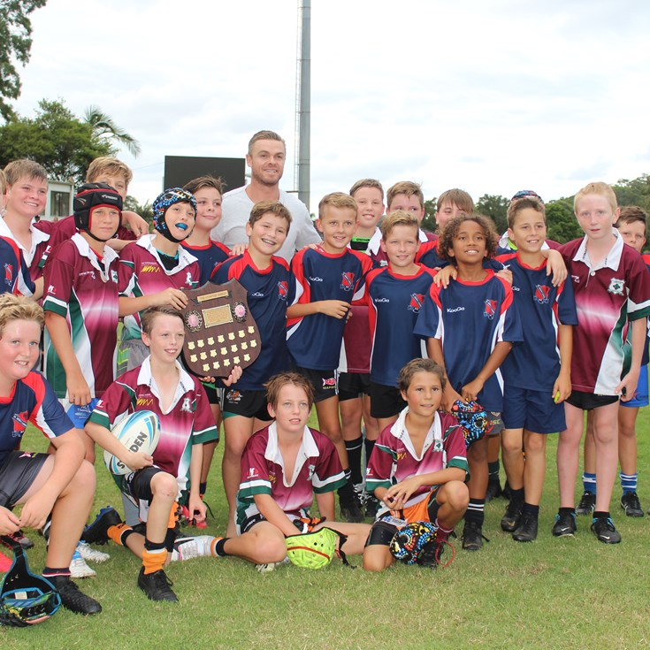O'Dwyer Shield A Huge Success