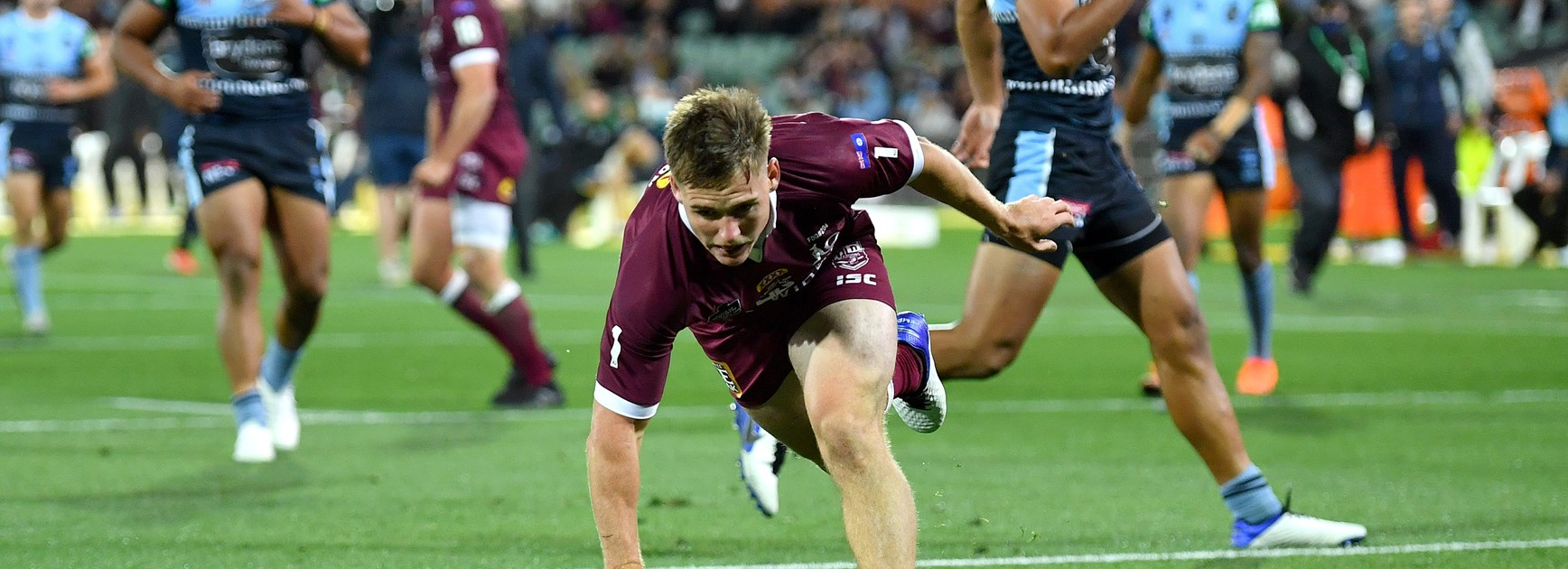 Brimson ruled out of Origin