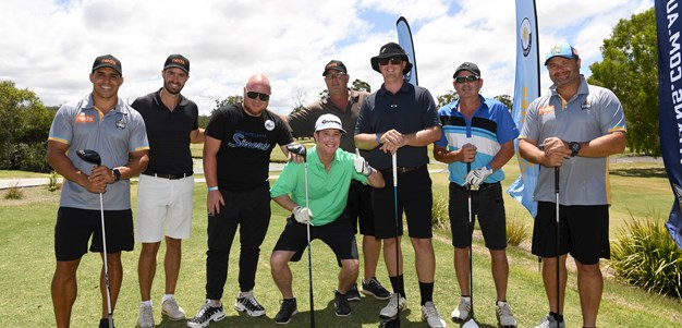 Through the Lens: Titans' Golf Day
