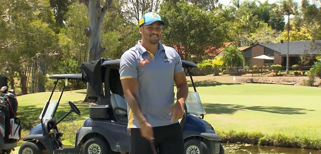 Phil Sami speaks ahead of Titans Corporate Golf Day