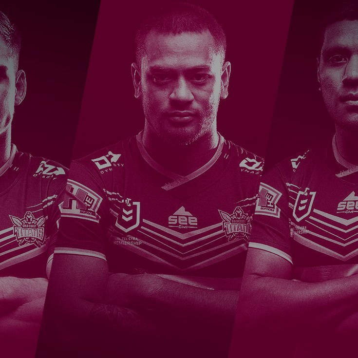 Brimson, Sami and Fotuaika selected in Queensland Origin squad