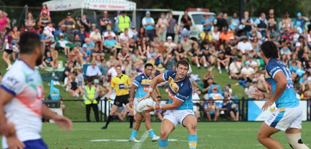 Strong pre-season showing for Titans in Lismore
