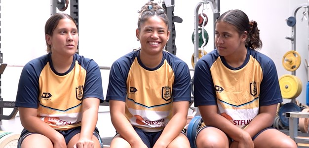 Titans women 'up for the challenge'