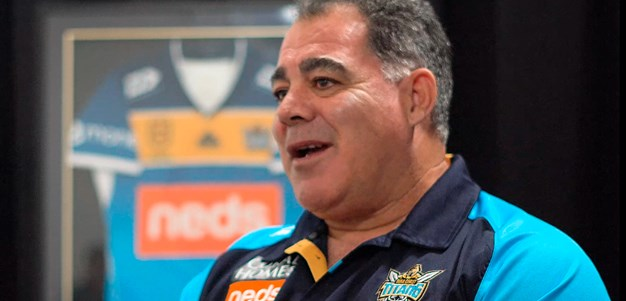 Meninga: If you're building a house that's your stumps and your floor