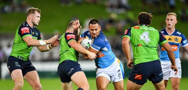 Metre Eaters: Titans back 5 continue to run and run