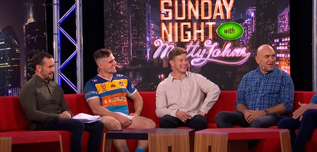 AJ Brimson on Matty Johns Show
