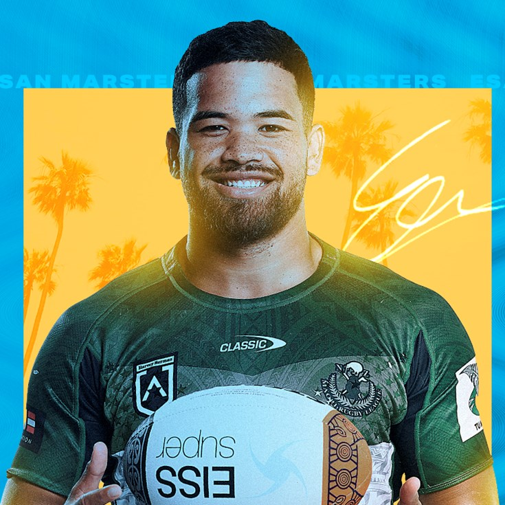Marsters joins Titans mid-season after Cowboys release